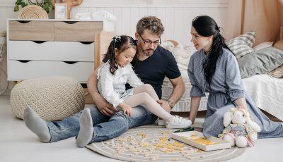 Откријте зошто вреди да поминувате повеќе време играјќи со вашите деца