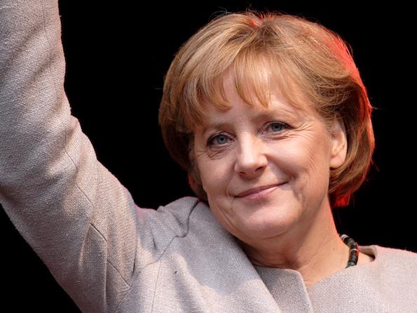 Првата жена канцеларка на Германија