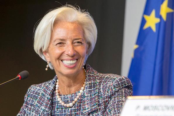 Првата министерка за финансии на Франција