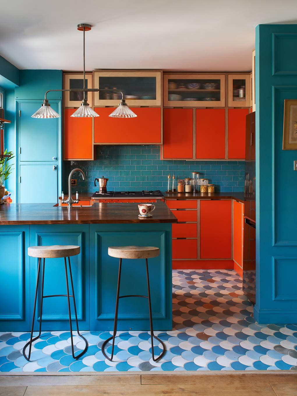Внесете боја во вашиот дом преку овие детали